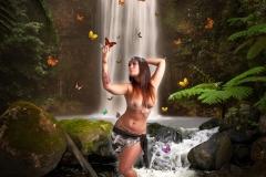 Krista Godess of nature copy